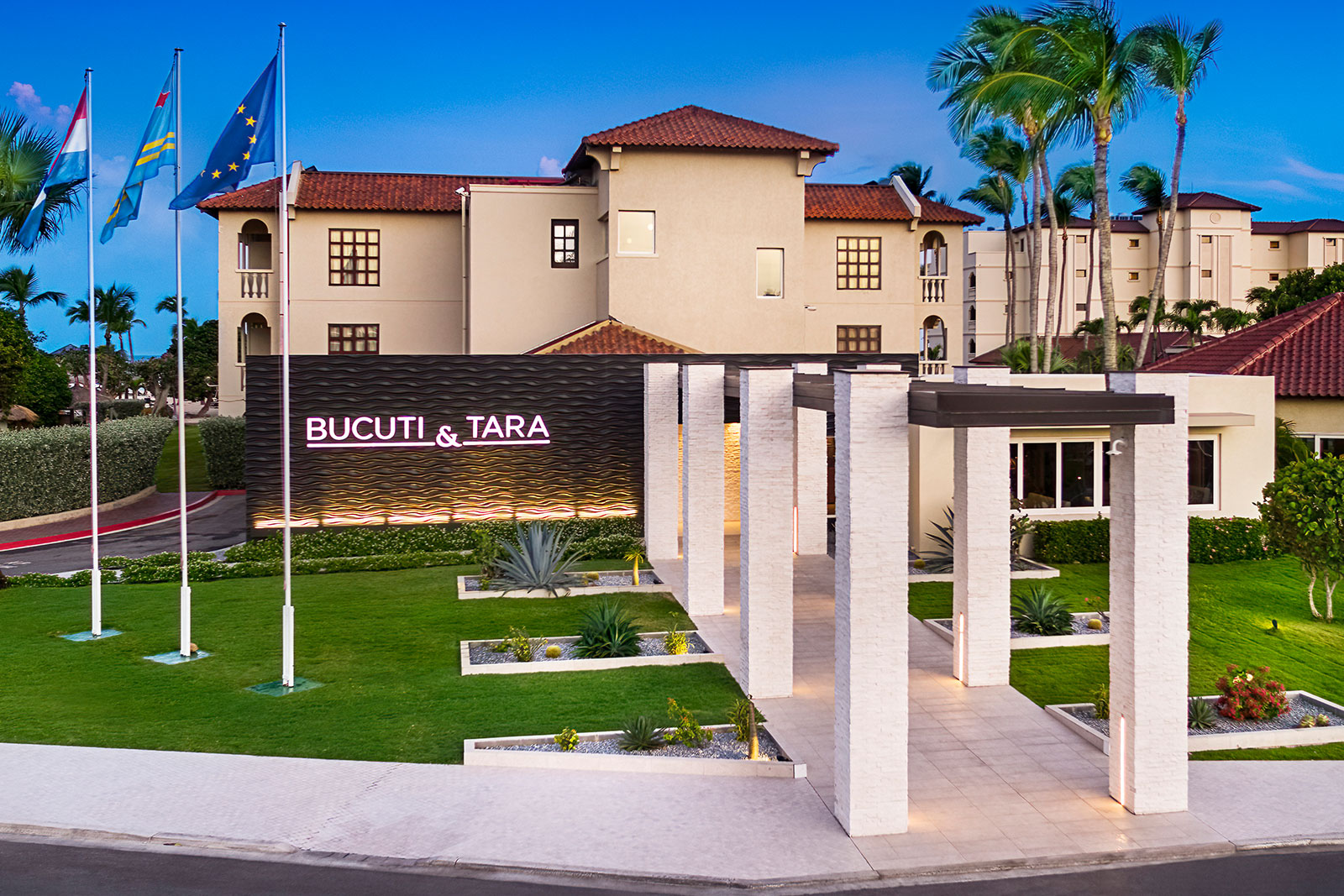 Bucuti and Tara Beach Resort