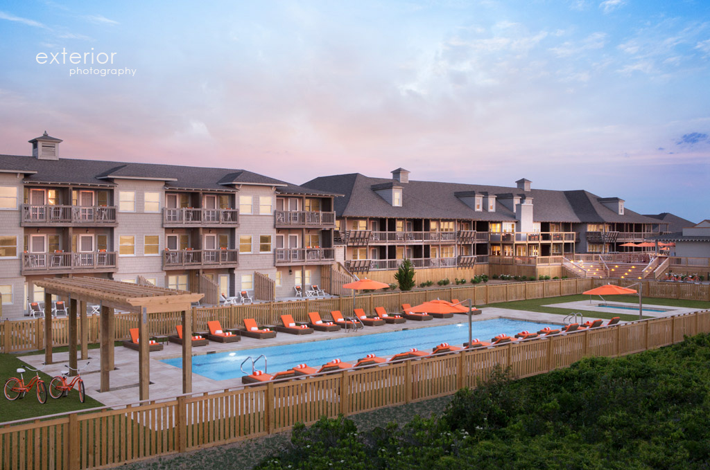 The Outer Banks North Carolina Spa Hotels Luxury